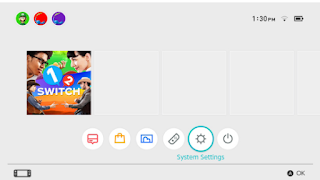 Nintendo Switch New Themes