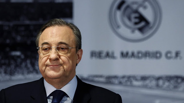 قرار ناري من رئيس ريال مدريد