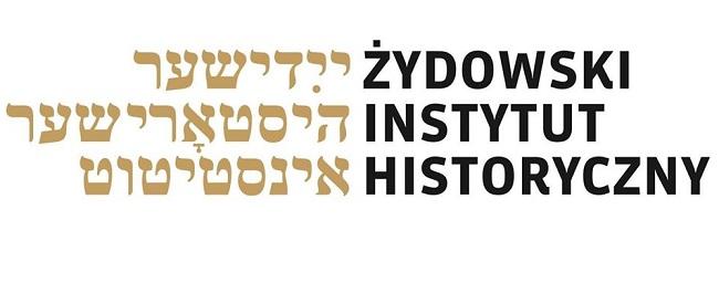 Żydowski Instytut Historyczny - logo