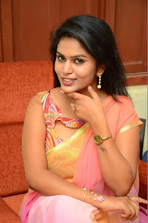 Actress Tripura Pictures at Full Guarantee Movie Press Meet  0063