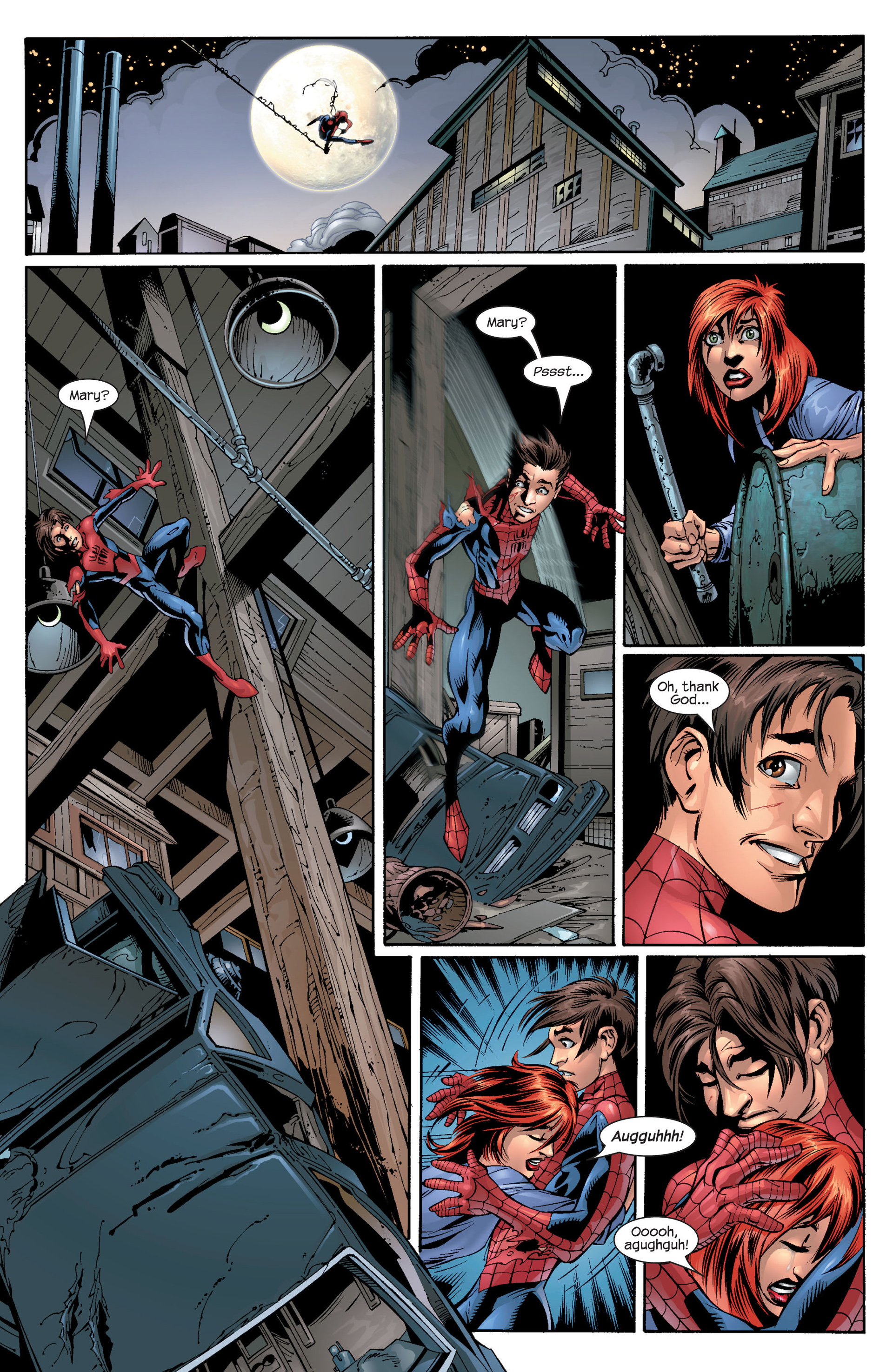 Read online Ultimate Spider-Man (2000) comic -  Issue #27 - 16