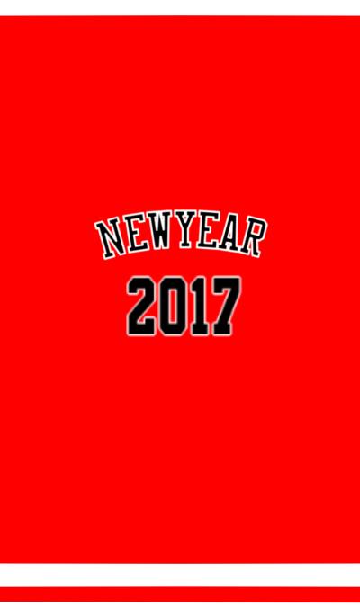 2017 NEW YEAR Theme