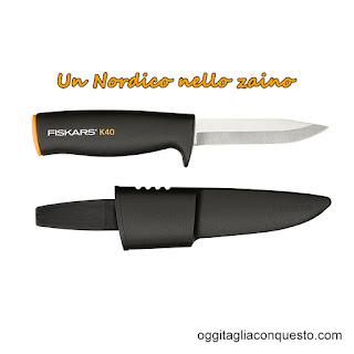 Fiskars knife