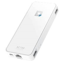 Wi-Fi AC750 Portable Router and Charger (DIR-510L)