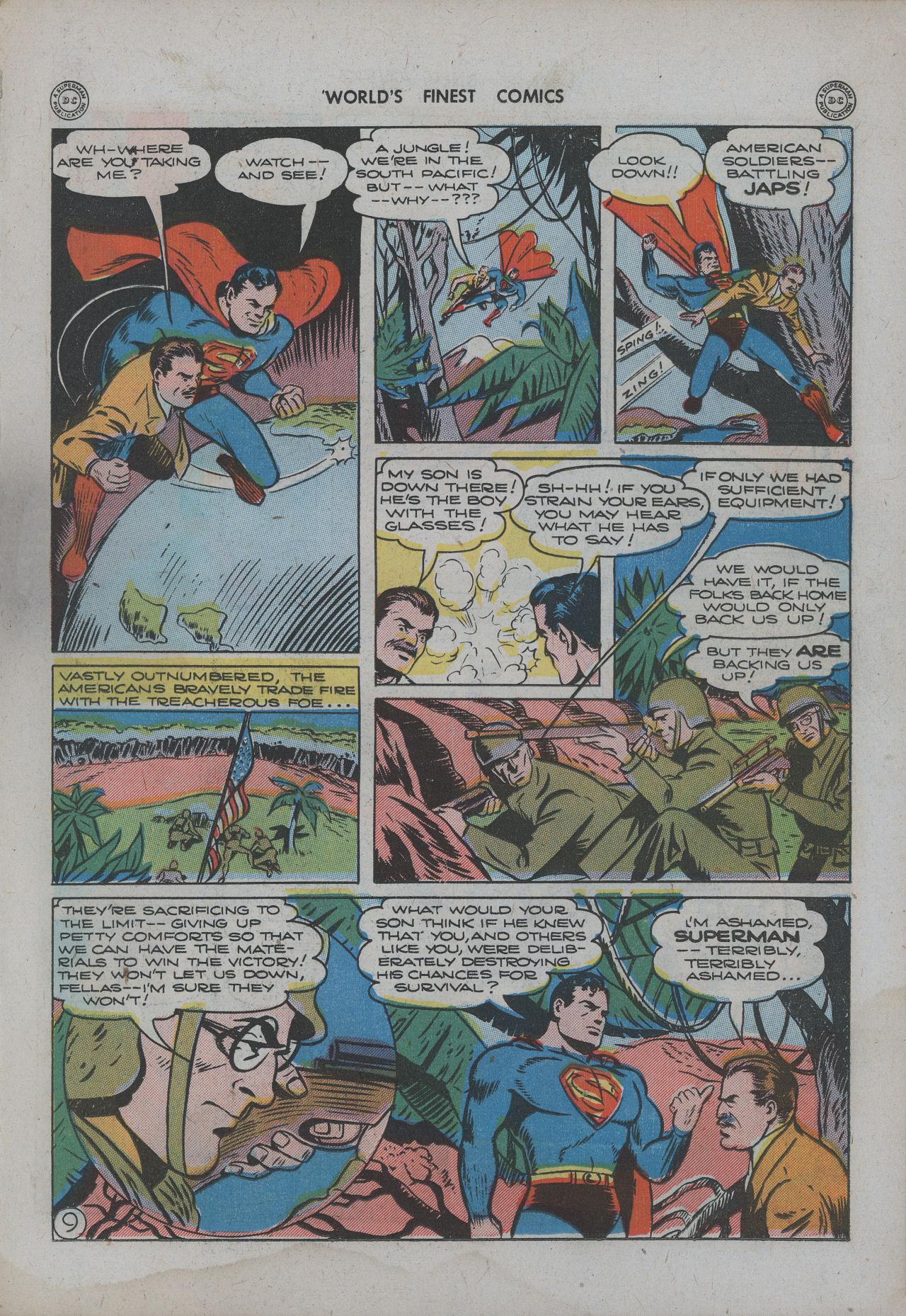 Read online World's Finest Comics comic -  Issue #15 - 12