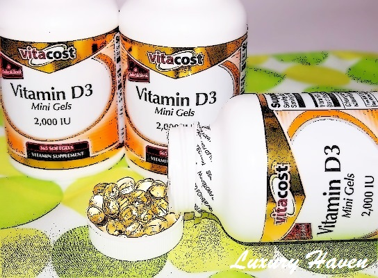 vitacost health supplements vitamin d3