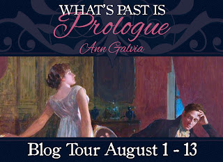 Blog Tour: What's Past is Prologue by Ann Galvia