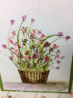 Wild Watercolor, Sprinkles of Life, Artistically Asian, Stampin'Up!
