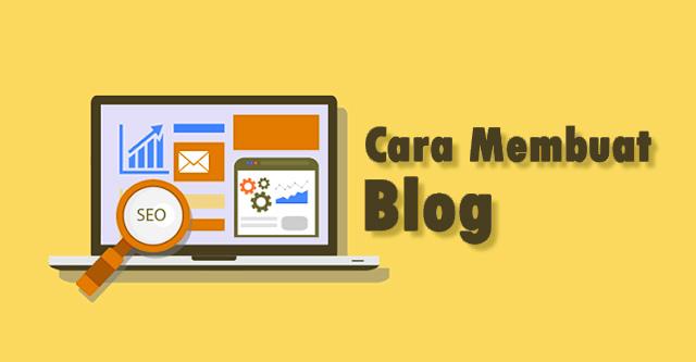 5 Langkah Cepat Membuat Blog Gratis di Blogger