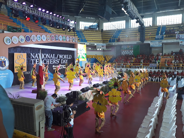 national teachers day legazpi albay