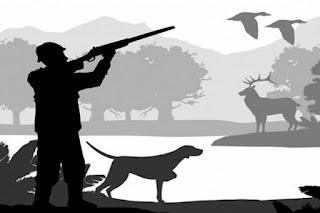 Cerpen Pemburu Dan Burung Bangau