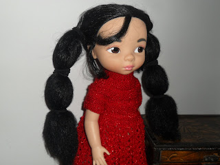 Mulan disney doll