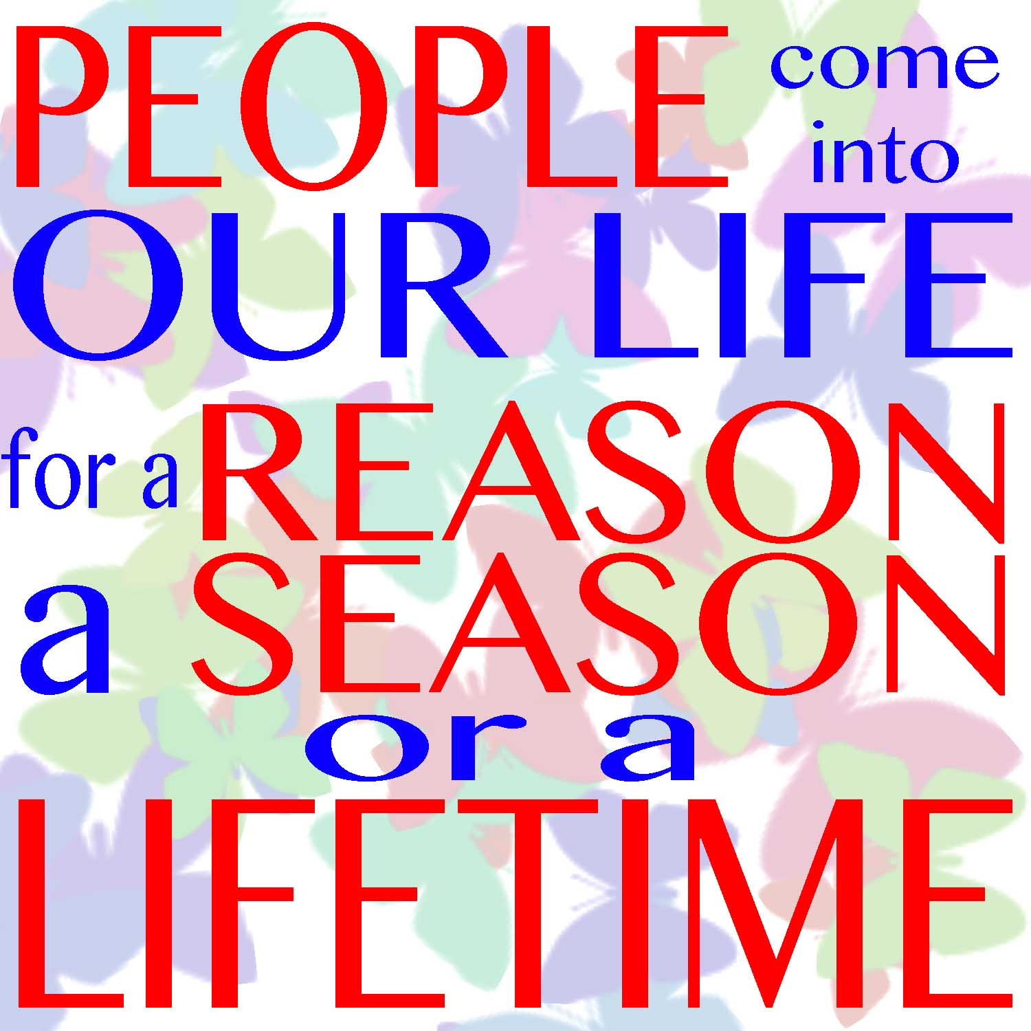 The Tracy Brown Chronicles Reasons Amp Seasons