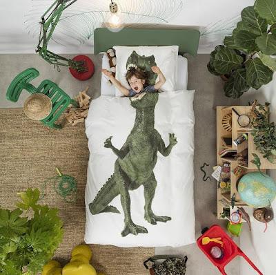 Dinosaur Duvet Set