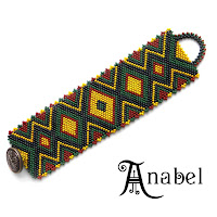 купить украшения из бисера герданы браслеты серьги кулоны