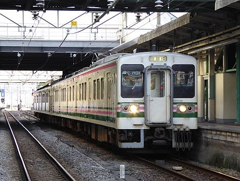 【信越線】表示の107系