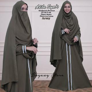Adiba Syar'i by Boyazy