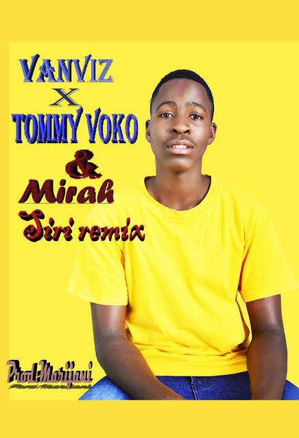 Audio | Vanviz Ft Tommy Vocal X Mirah - SIRI Rmx {Prod - Hajizclassic} | Mp3 Download