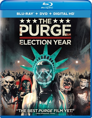 The Purge Election Year 2016 English BluRay Movie Download