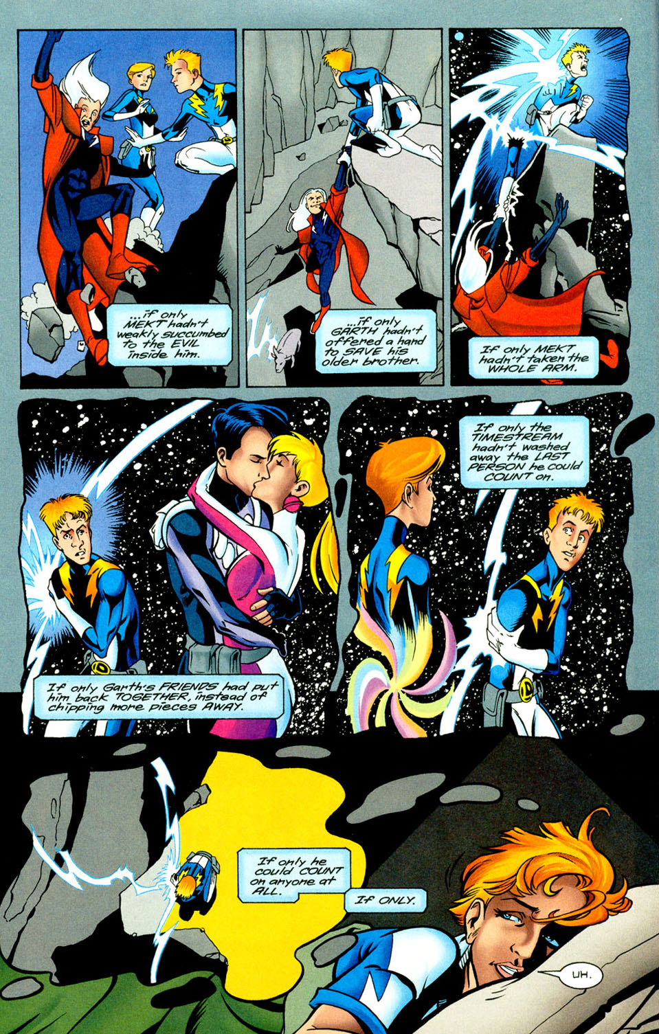 Legion of Super-Heroes (1989) 96 Page 2