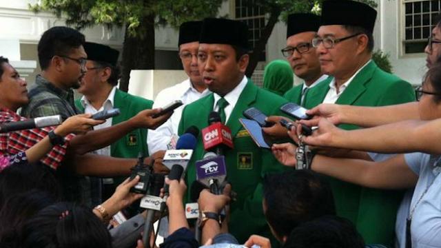 Kubu Romi Akhirnya Kuasai Kantor DPP PPP