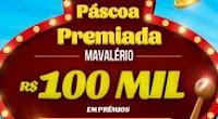 Promoção Páscoa Premiada Mavalério mavalerio.com.br/pascoapremiada