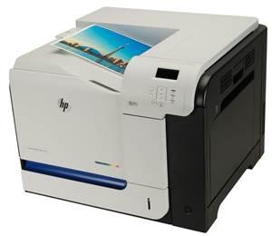 HP LaserJet Enterprise 500 M551xh