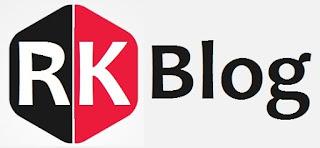 New RK Blog Logo