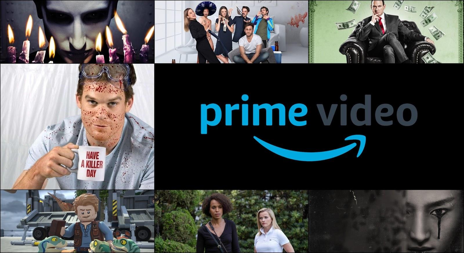 Séries que chegam na Amazon em Junho