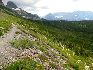 The Garden Wall, Glacier National Park, Montana