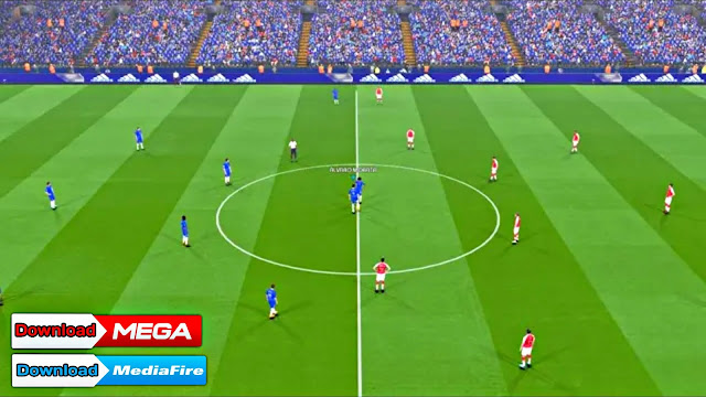 PES 2019 Lite 500 MB Real Faces With Commentary Android Offline