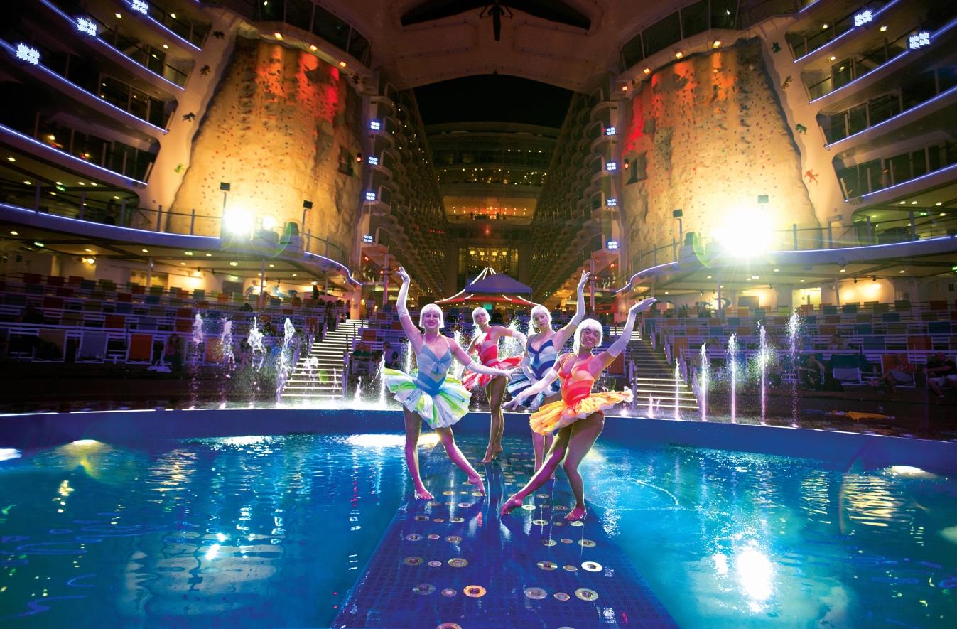 Royal Caribbean Arabia's Blog | Cruise Talk: Exhilarating ...