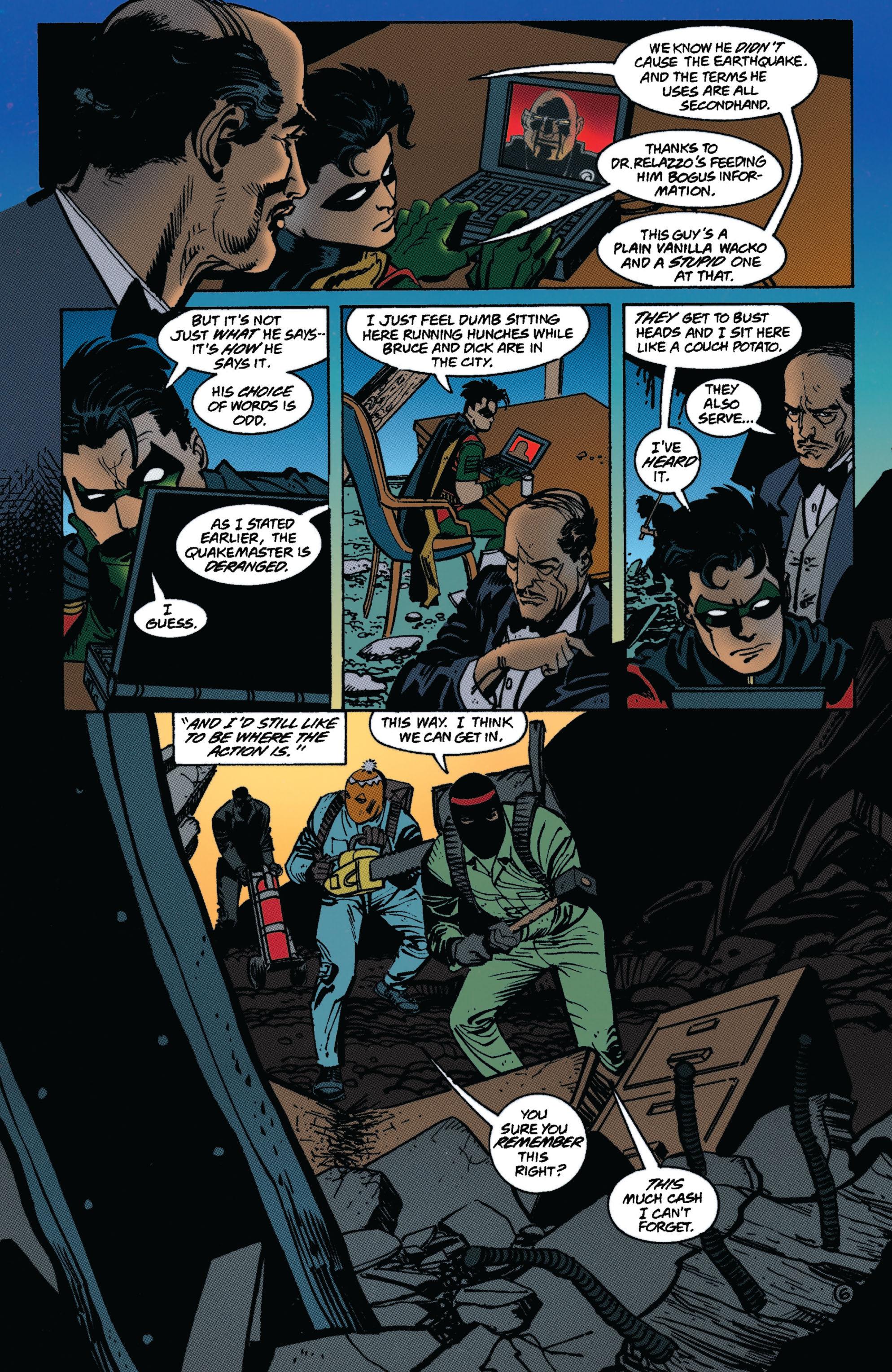 Detective Comics (1937) 721 Page 5