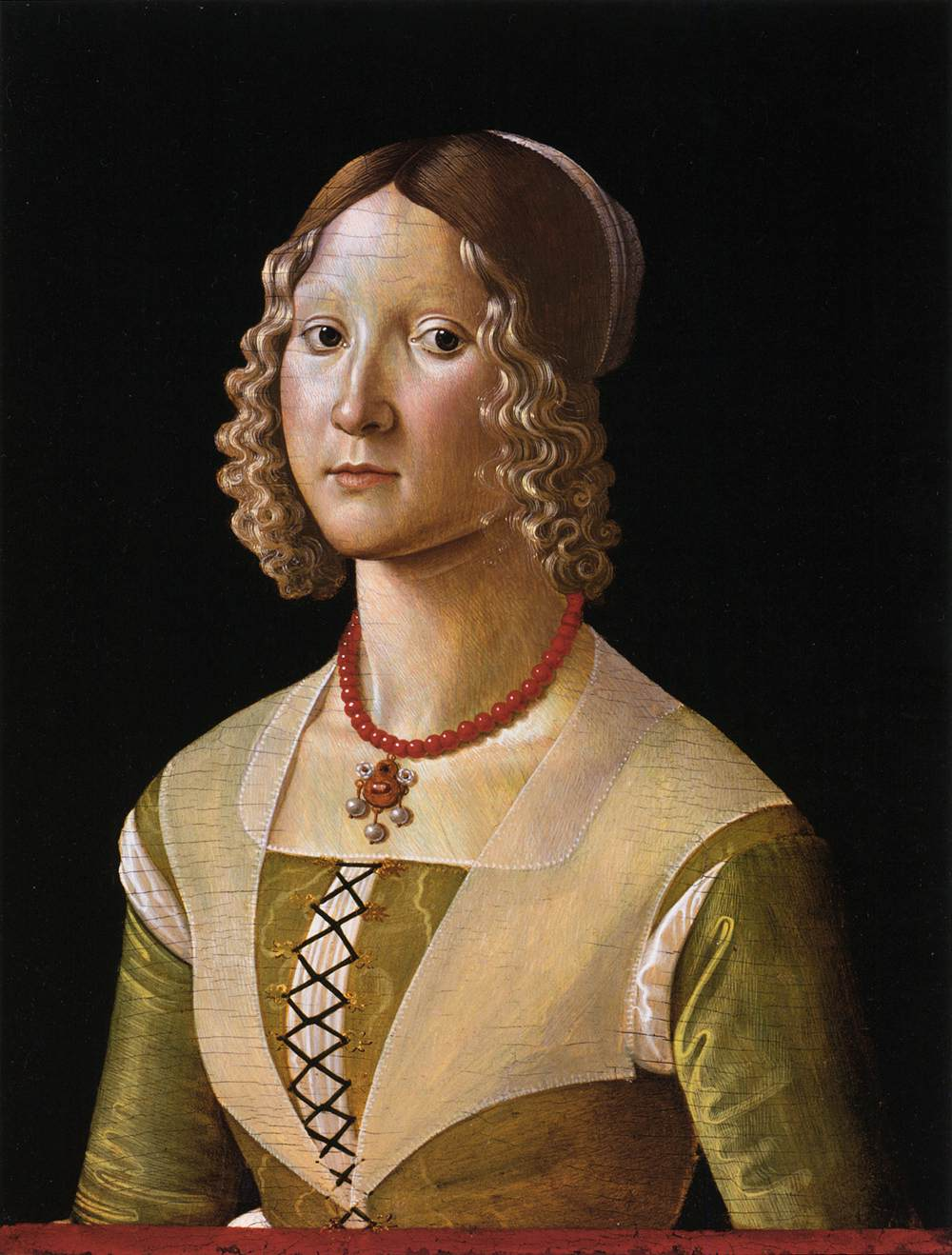 amphorae: italian renaissance hairstyles