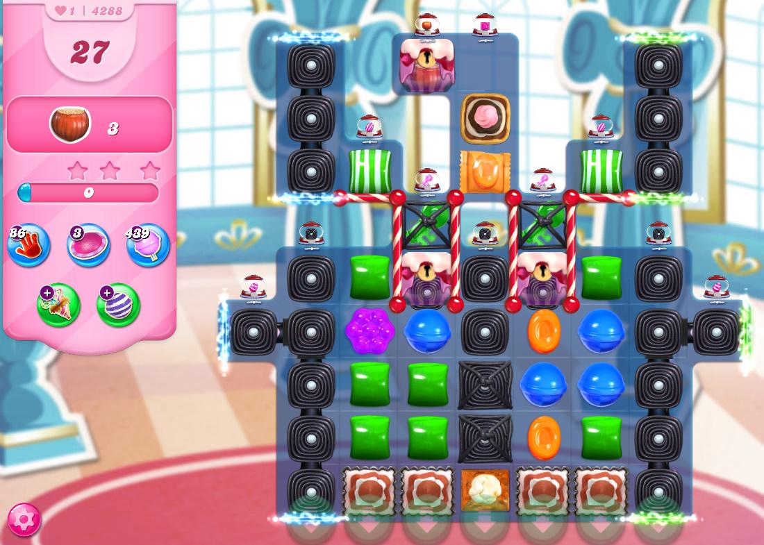 Candy Crush Saga level 4288