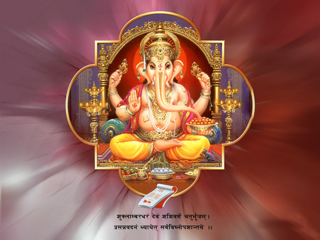 Lord Ganesha Hd Wallpapers: Lord Ganesha HD Wallpapers