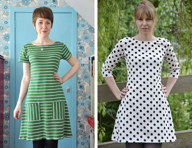 Coco dress - sewing pattern by Tilly and the Buttons