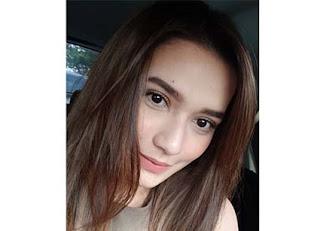 Mayang Yudittia Selfie