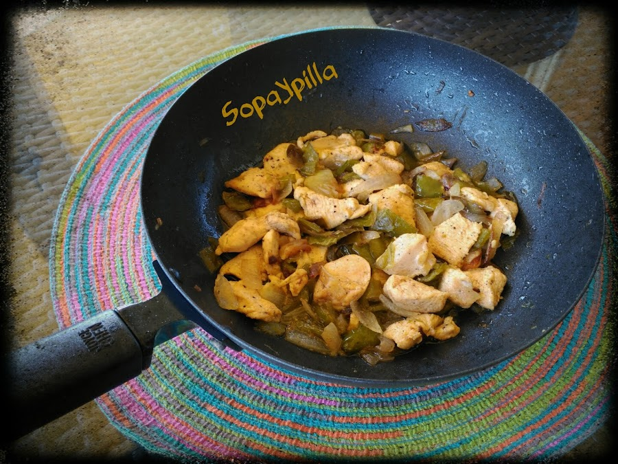 Cocinar con wok for Cocinar con wok