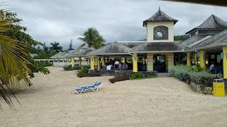 Runaway Bay beach, Jamaica
