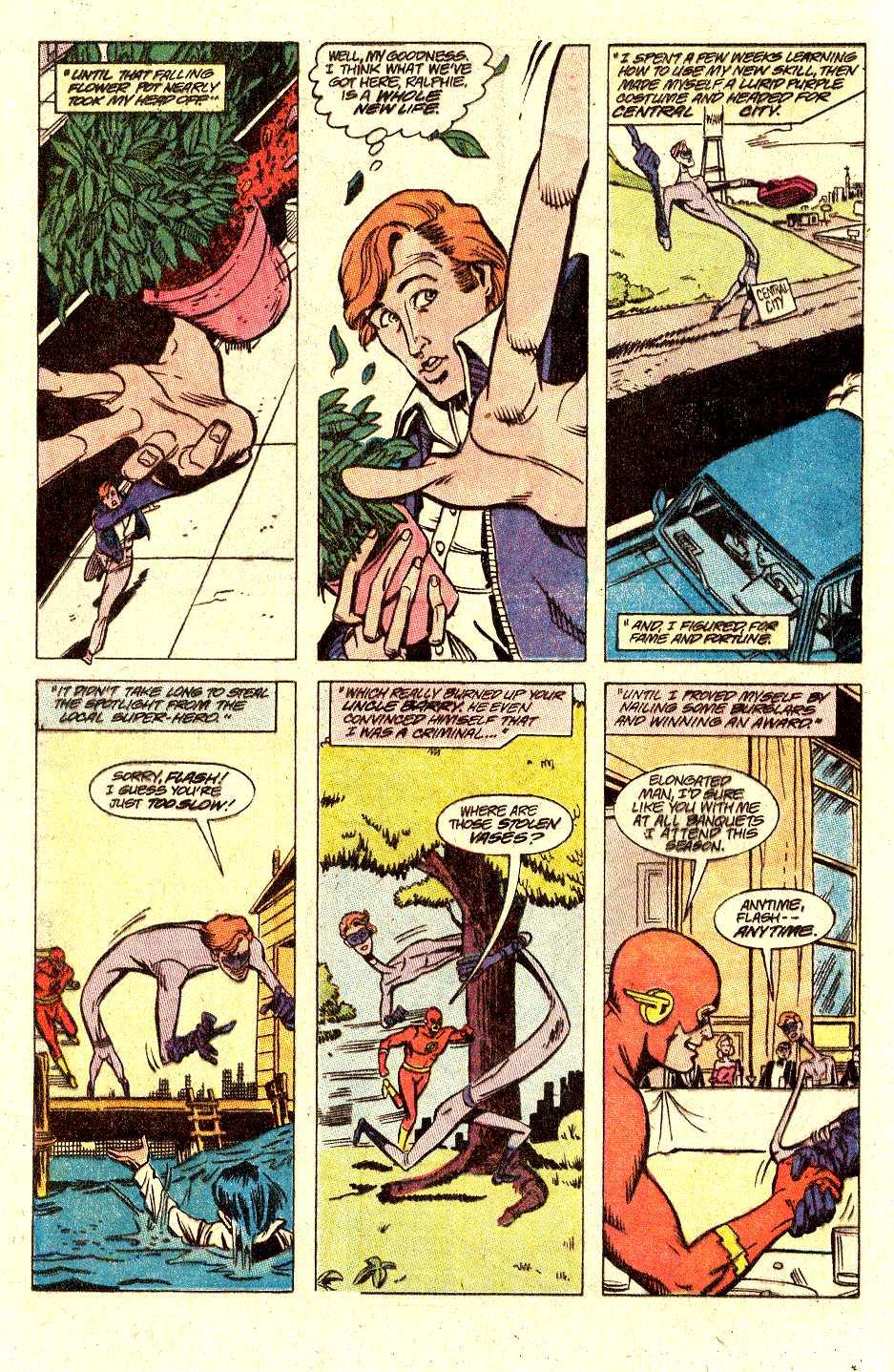 Read online Secret Origins (1986) comic -  Issue #30 - 10