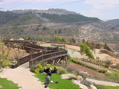 El Zoológico Bíblico de Jerusalén normalmente lo hace a la parte superior de los sitios más visitados de la lista de Israel cada año, y no es difícil ver por qué.