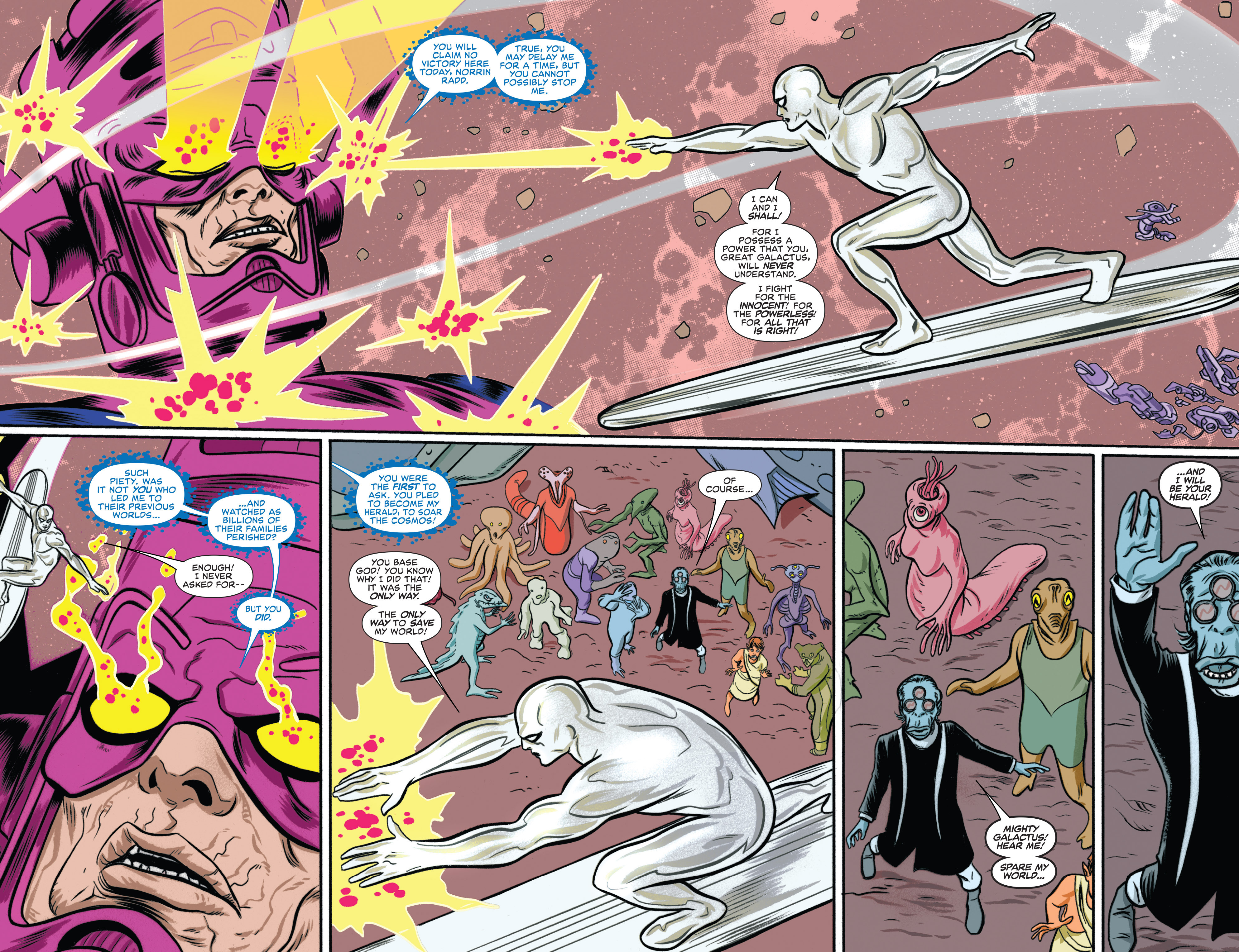 Read online Silver Surfer (2014) comic -  Issue #10 - 7