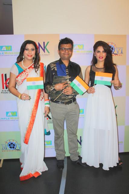 5. Gurpreet Kaur Chadha with Dr. Aneel Murarka and Smita Gondkar