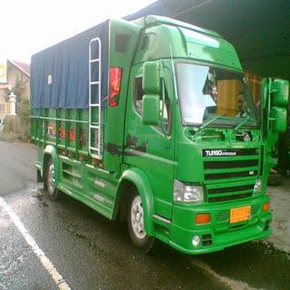 modifikasi truk canter terbaru modifikasi truk amerika