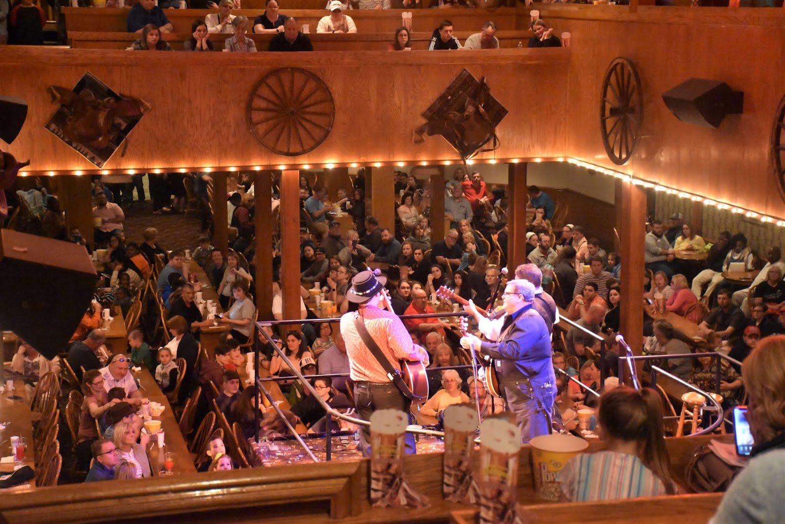 Dolly's Stampede Two-Story Saloon