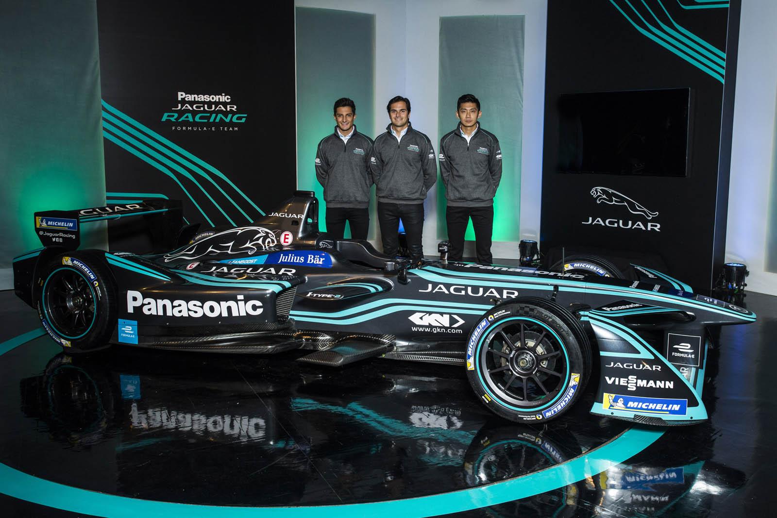 Wallpaper Night Car Race Jaguar Jaguar Racing Picks Up Nelson Piquet For Formula E