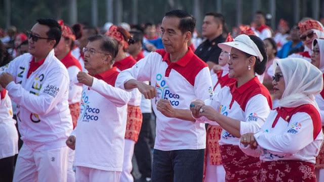 Soal Pidato Jokowi, JK: Itu Cuma Mempertahankan Diri, Wajar Saja