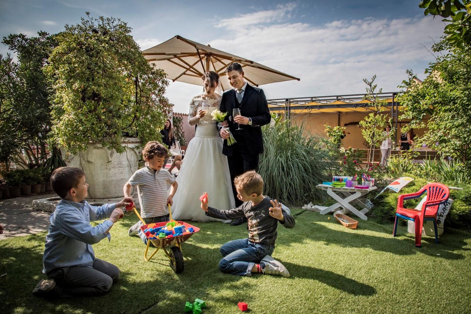 bdec7de1bc25 Matrimonio Ecologico  Un matrimonio immersi nel verde a Murano nel ...