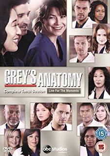 Anatomia de Grey Temporada 10 audio latino